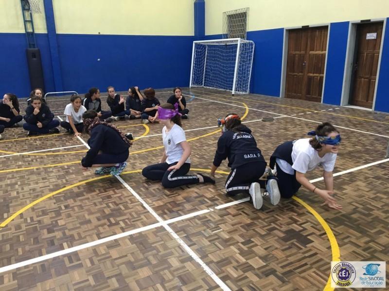 Educação física - 6º ao 9º anos